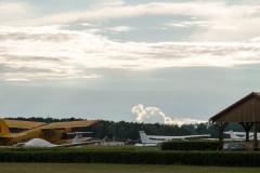 První lety akrobatického poháru